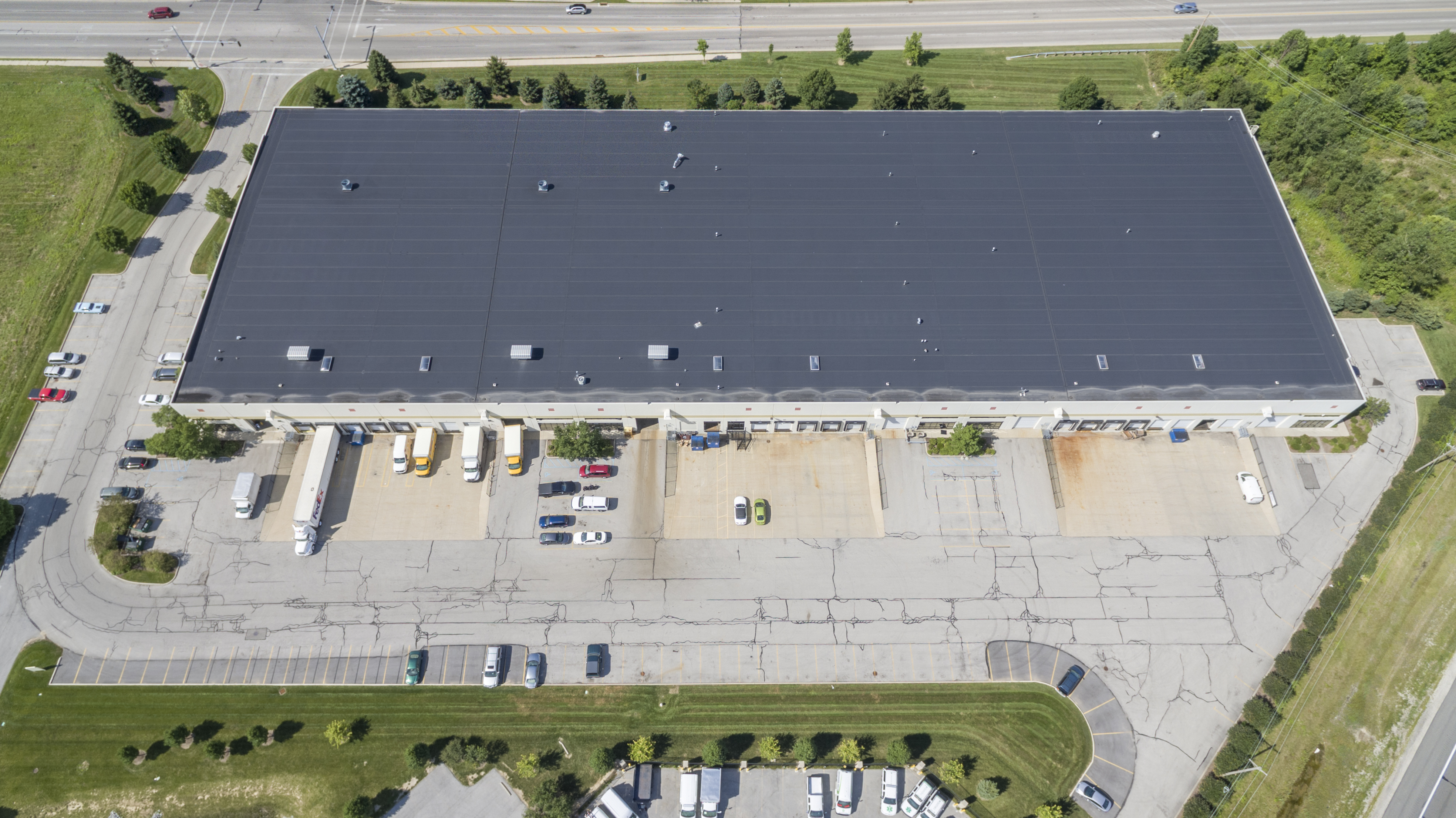 Maumee Industrial Plaza
